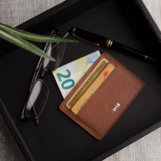 Kreditkartenetui für 4 Karten
