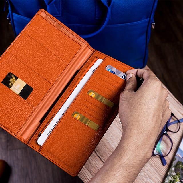 Reisebrieftasche
